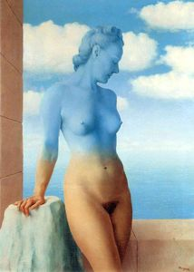 Rene Magritte - magia nera