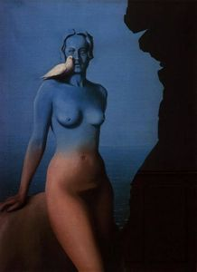 Rene Magritte - nero magia