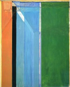 Richard Diebenkorn - Ocean Park No. 30