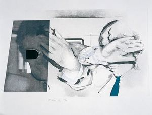 Richard Hamilton - Londra swingeing 67