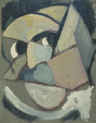 ritratto astratto, 1915 di Theo Van Doesburg (1883-1931, Netherlands) | Stampe D'arte Su Tela | WahooArt.com
