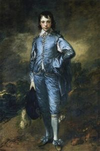 Thomas Gainsborough - The Blue Boy (Ritratto di Jonathan Buttall)