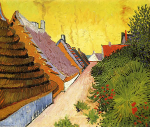 Vincent Van Gogh - Via a Saintes-Maries