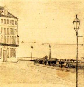 Vincent Van Gogh - Veduta of Royal Strada , Ramsgate