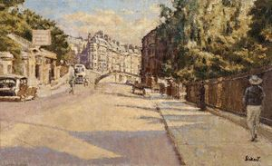 Walter Richard Sickert - a Londra via bagno