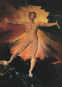 William Blake - Giorno Glad o The Dance of Albion