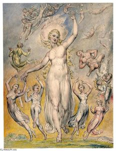 William Blake - Ilarità
