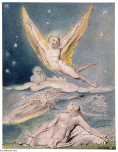 William Blake - Notte Sorpreso dalla Lark