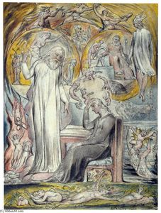 William Blake - Lo spirito di Platone