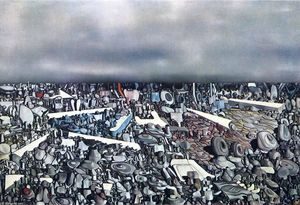 Yves Tanguy - Multiplicatiion del Archi