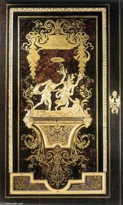 André Charles Boulle - decorativo pannello