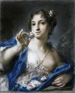 Rosalba Carriera - Molla