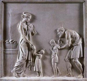 Antonio Canova - Feed the Hungry