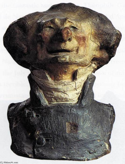 Charles Philipon, 1833 di Honoré Daumier (1808-1879, France)