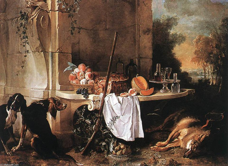guasto Lupo, 1721 di Jean-Baptiste Oudry (1686-1755, France) | WahooArt.com