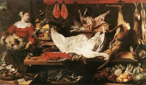 Frans Snyders - The Pantry