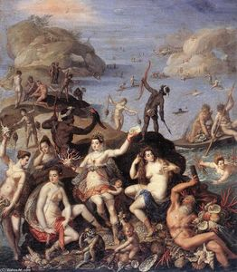 Jacopo Zucchi - The Coral Fishers