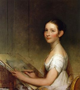 Gilbert Stuart - Lydia Smith