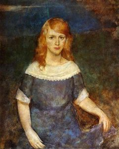 Charles Webster Hawthorne - Maureen