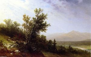 John William Casilear - Monte Chocorua