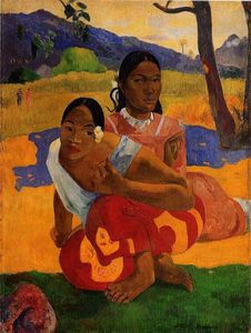 Paul Gauguin - nafeaffaa ipolpo ( conosciuto anche come when you will marry . )