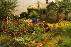 Abbott Fuller Graves - Vicino a Kennebunkport