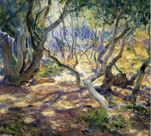 Guy Orlando Rose - Oak Grove, Carmel