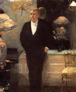 Theo Van Rysselberghe - Ritratto octave maus