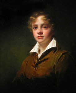 Henry Raeburn - Ritratto di William Blair