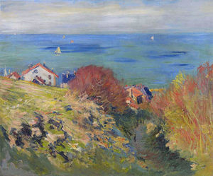 Claude Monet - Pourville