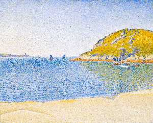 Paul Signac - Saint-Cast, Opus 209