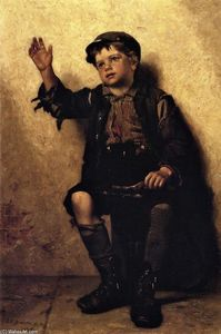 John George Brown - Brillare Signore?