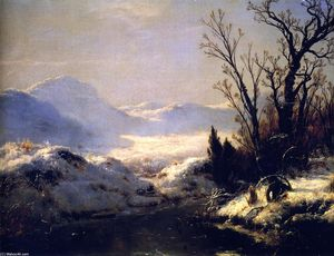 Louis Remy Mignot - neve scena