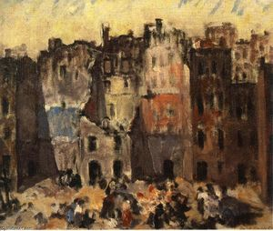 Robert Spencer - Edifici strappato