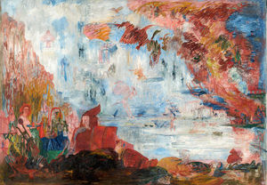 James Ensor - Tribolazioni di Sant Antonio
