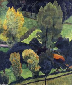 Paul Serusier - Senza Titolo