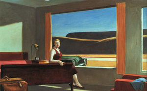 Edward Hopper - Occidentale Motel