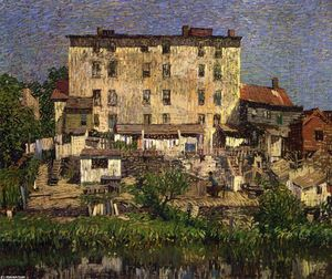 Robert Spencer - Il Tenement Bianco