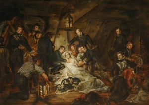 Arthur William Devis - The Death Of Nelson -