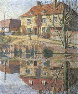 Vanessa Bell - Charleston, East Sussex