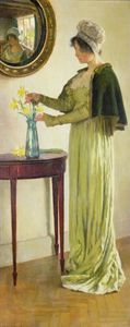 William Henry Margetson - Forieri di Primavera