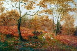 William Mellor - Bolton Woods, Yorkshire