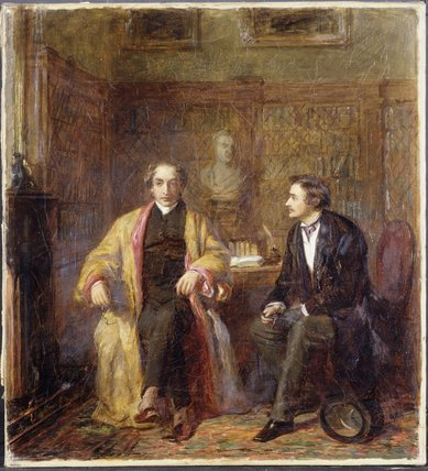 speranza di William Powell Frith (1819-1909, United Kingdom) | WahooArt.com