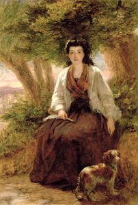 William Powell Frith - Maria di Sterne