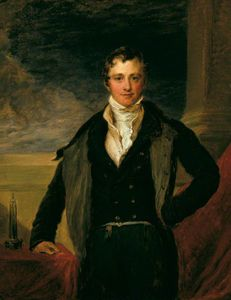 John Linnell - Signore humphry davy