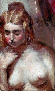 William Etty - vita studio