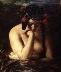 William Etty - Sonnolenza