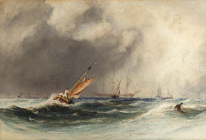 Charles Bentley - off boulogne