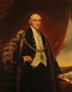 Henry William Pickersgill - Sir John Pirie, Bt, sindaco di Londra