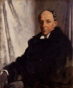 William Newenham Montague Orpen - edgar algernon robert Gascoyne-cecil , 1st Visconte Cecil Di Chelwood